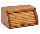 Tc2246 - Bread bin wooden
