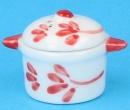 Cw0709 - Porcelain pot