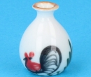 Cw1053 - Vaso decorato