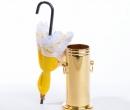 Mm17630 - Portaombrelli dorato
