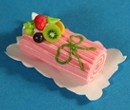 Sm0058 - Gâteaux rouler á la fraise