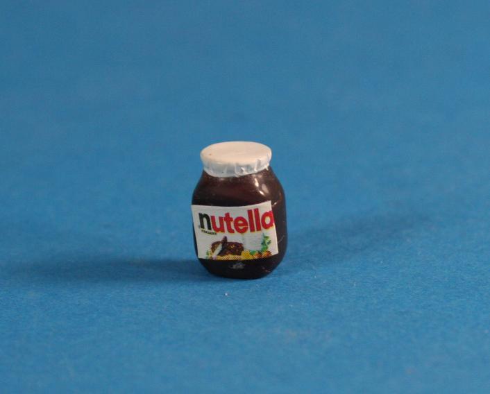 Tc0538 - Barattolo di Nutella