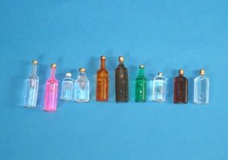 Tc1545 - Juego de botellas