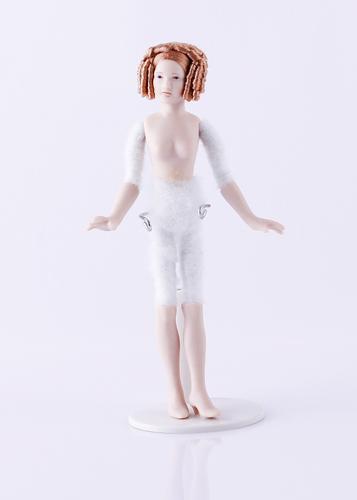 Tc1585 - Donna nuda