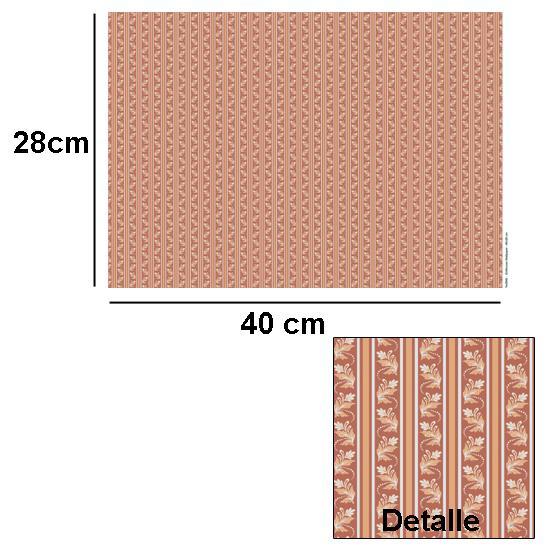 Tw2005 - Papier décoré