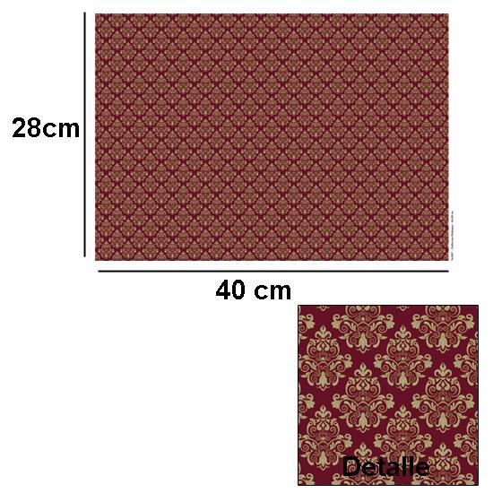 Tw2007 - Papier décoré
