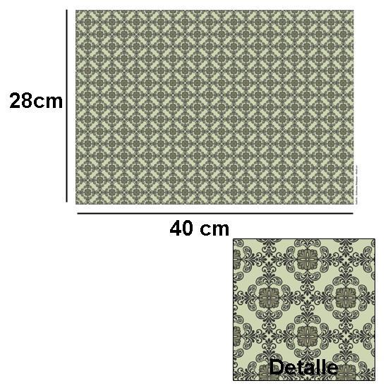Tw2016 - Papier décoré