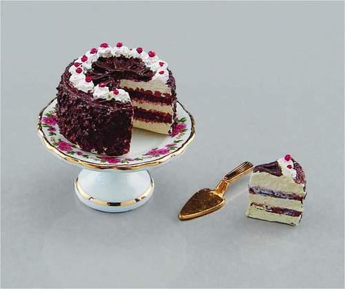 Re16625 - Tarta de chocolate