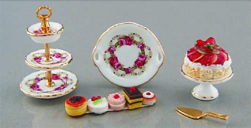 Re16958 - Pasteles y tarta