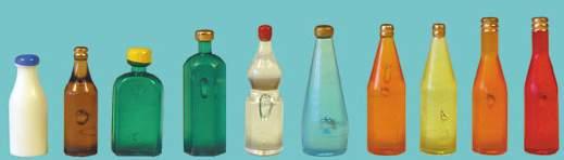 Tc0707 - Botellas grandes