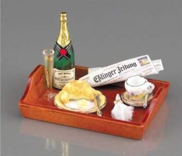 Re14576 - Desayuno con Champagne