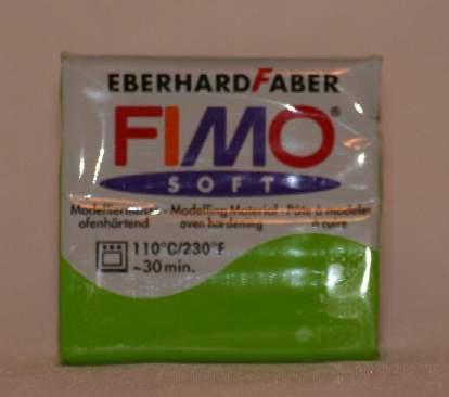 Fm0050 - Fimo Soft Verde limon