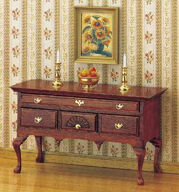 Mm40025 - Commode Chippendale