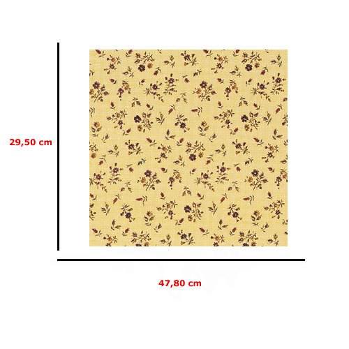 Mm41192 - Papier fleurs