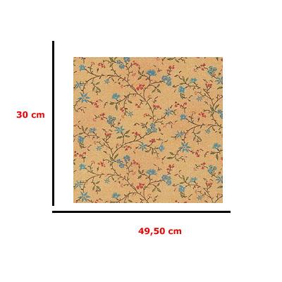 Mm41195 - Carta a fiori