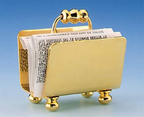 Mm17160 - Revistero dorado