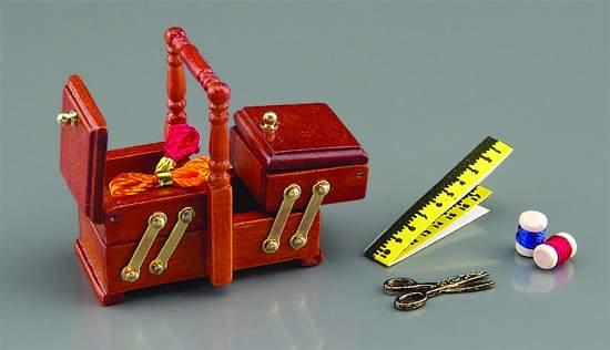 Re13236 - Caja de costura