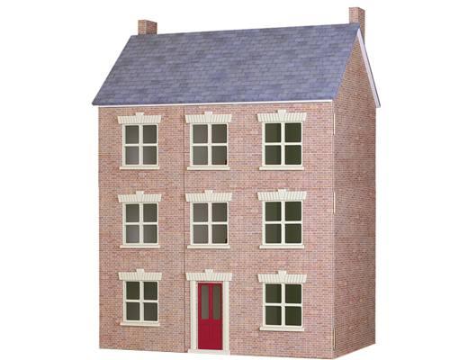 Bm006 - Casa Corby en kit