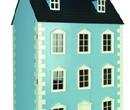 Casa de muñecas Dartmouth azul