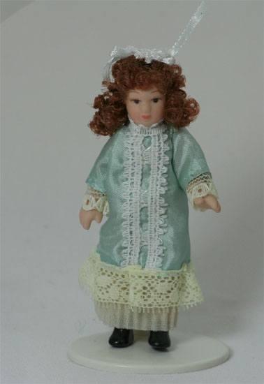 Dp046c - Nina vestido celeste
