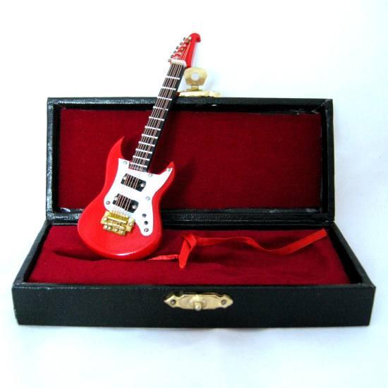 Tc1772 - Guitarra electrica roja