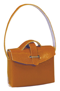 Tc1350 - Bolso marrón