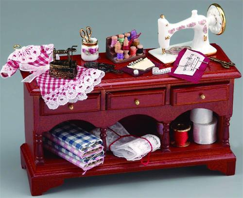 Re18625 - Mesa accesorios de coser