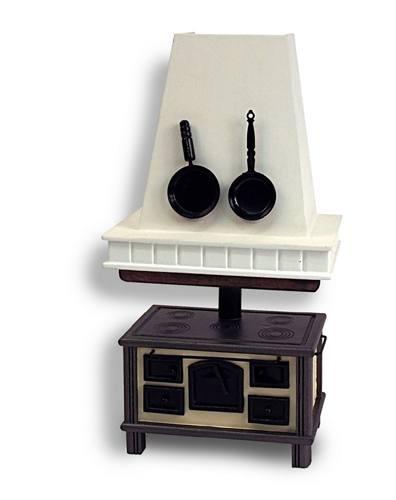Al11230 - Cocina con campana