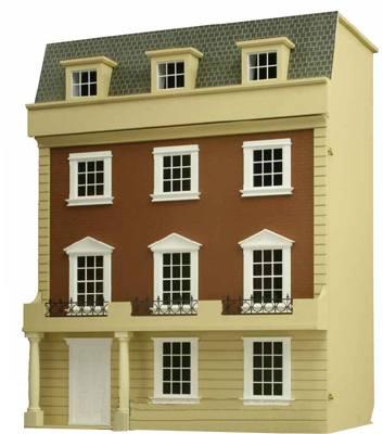Bm0013 - Casa Kensington en kit