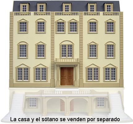 Bm015 - Casa Cottesmore en Kit