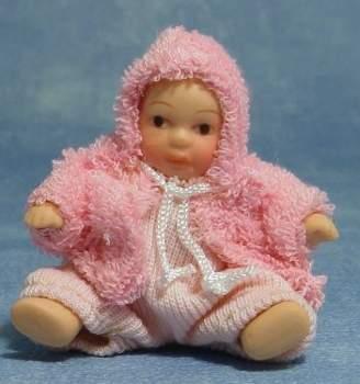 Tc1037 - Bebe rosa