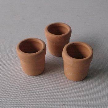 Tc0092 - Tres macetas