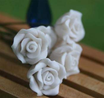 Tc0139 - Flores blancas