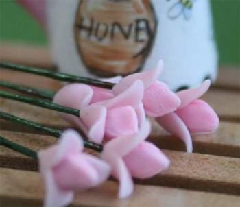 Tc0140 - Flores rosas