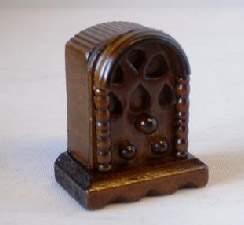 Tc0278 - Antikes Radio