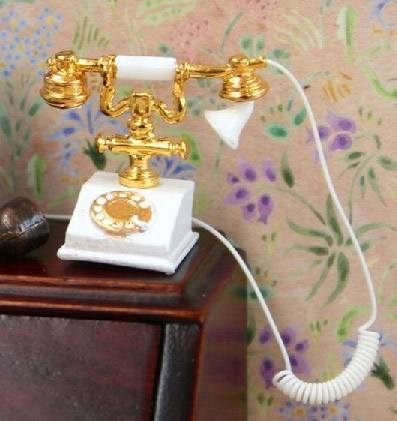Tc0499 - Telefono antiguo