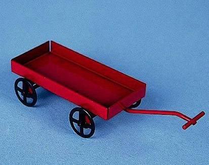 Tc0529 - Chariot rouge