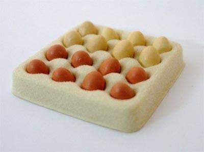 Tc0584 - Cartón de huevos