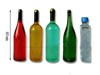 Tc0700 - Cinco botellas