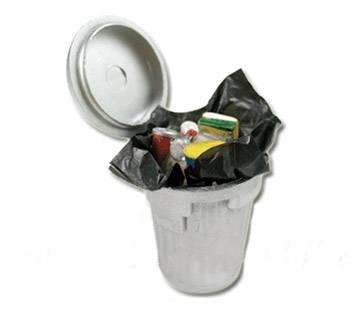 Tc0719 - Cubo de basura