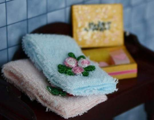Tc0026 - Juego de toallas