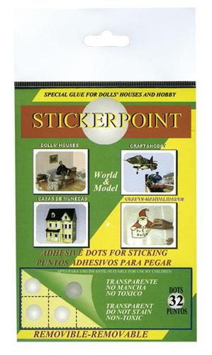 Wm34035 - Stickerpoint removible