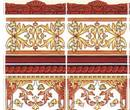 Wm34301 - Papel azulejos decorados 01