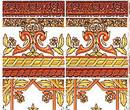 Wm34306 - Papel azulejos decorados 06