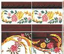 Wm34327 - Papel azulejos decorados 27