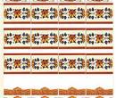 Wm34378 - Greche arancioni