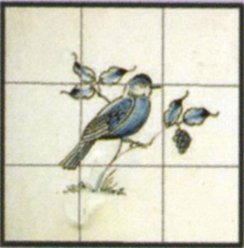 Wm34866 - Cuadro ceramico
