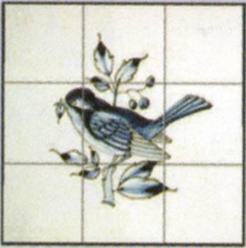 Wm34867 - Cuadro ceramico