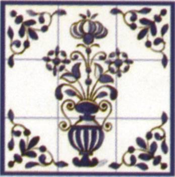 Wm34869 - Cuadro ceramico