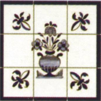 Wm34870 - Cuadro ceramico